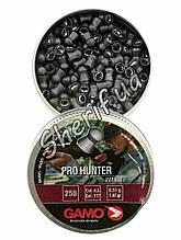 Пули для пневматического оружия Gamo Pro-Hunter 250шт. 0.51g 6321924
