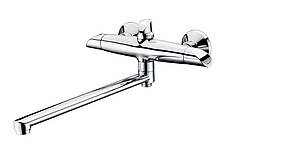 Змішувач для ванни Тритон Осло 12907A-F135 двухзахватный