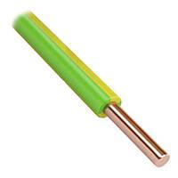 Провод ПВ-1 2,5 (желто-зеленый)