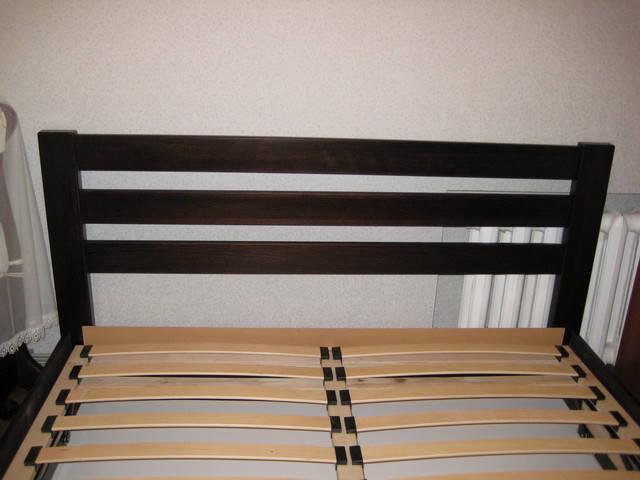 Кровать Селена в цвете 106 - Венге (Щит)