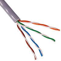 Провод комп. FTP CAT 5 E Copper A экранированный