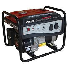 Бензиновый генератор SENCI SC3500-Е