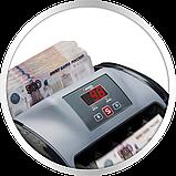 Лічильник банкнот Cassida Kolibri UV, фото 4