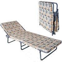 Раскладушки и раскладные кровати