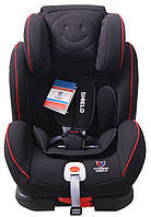 Автокресло Eternal Shield Honey Baby Isofix 9-36 кг (KS02N-HB61-001) черный