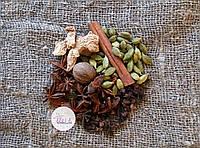 Набор пряностей для Глинтвейна с Кардамоном, отборные цельные пряности, 35 грамм