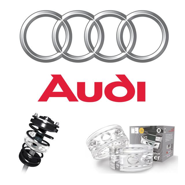 Автобаферы на Audi