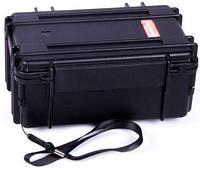 Удобный ударопрочный пластиковый кейс MIRKOCASE 171007 черный
