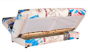Диван Ньюс 130х200 система раскладывания Клик-Кляк, фото 2