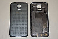 Задняя черная крышка для Samsung Galaxy S5 G900A G900F G900H G900M G901F G903F G906K G9006V G9008V G9009D