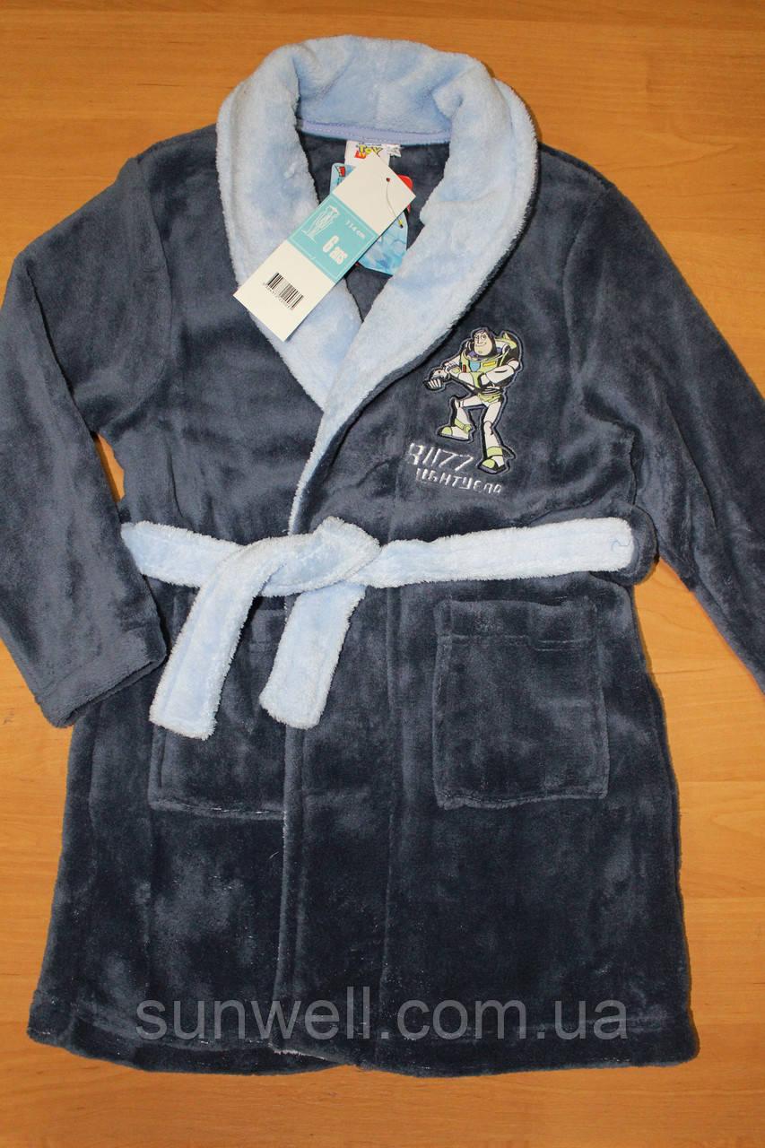 Детский халат для мальчиков Sun City, 6лет