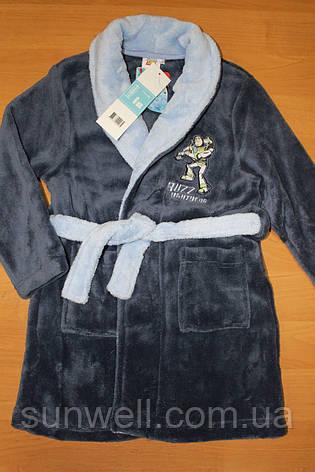 Дитячий халат для хлопчиків Sun City, 6р., фото 2