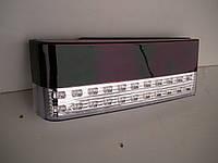 Диодные задние фонари на ВАЗ 2109 Торнадо черные., фото 1