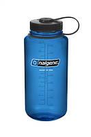 Бутылка для воды 1000мл синия