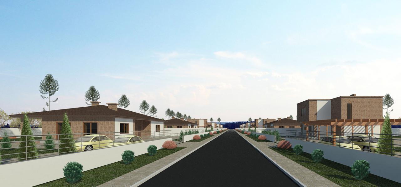 Проектирование коттеджных городков