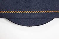 ТЖ 20мм репс (50м) т.синий+горчица+оранж, фото 1