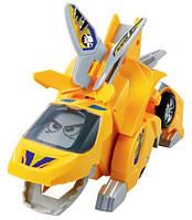 Трансформер Машинка динозавр желтый Vtech