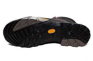"Ботинки ""EIGER 43"", кожа + мембрана TEPOR DRY (Италия)+подошва VIBRAM, фото 2"