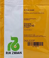 Голландские семена огурца Соната F1 (50 г) пчелоопыляемый Rijk Zvaan