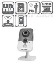 Сетевая IP-камера HikVision DS-2CD2432F-IW с беспроводным Wi-Fi подключением по