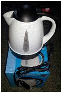 Автомобильные чайники кипятильники кофеварки