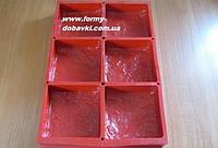 Резиновые формы для плитки