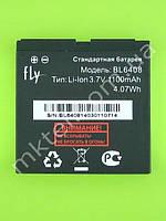 Аккумулятор BL6408 1100mAh FLY IQ239 Era Nano 2 Оригинал Б/У