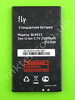 Аккумулятор BL4015 Fly IQ440 Energie 2500mAh, used