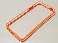 Бампер пластиковый цветной iphone 5/5s