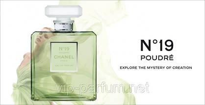 Chanel N19 парфюмированная вода 100 ml. (Шанель № 19), фото 2