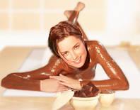 Шоколадное антицеллюлитное обертывание