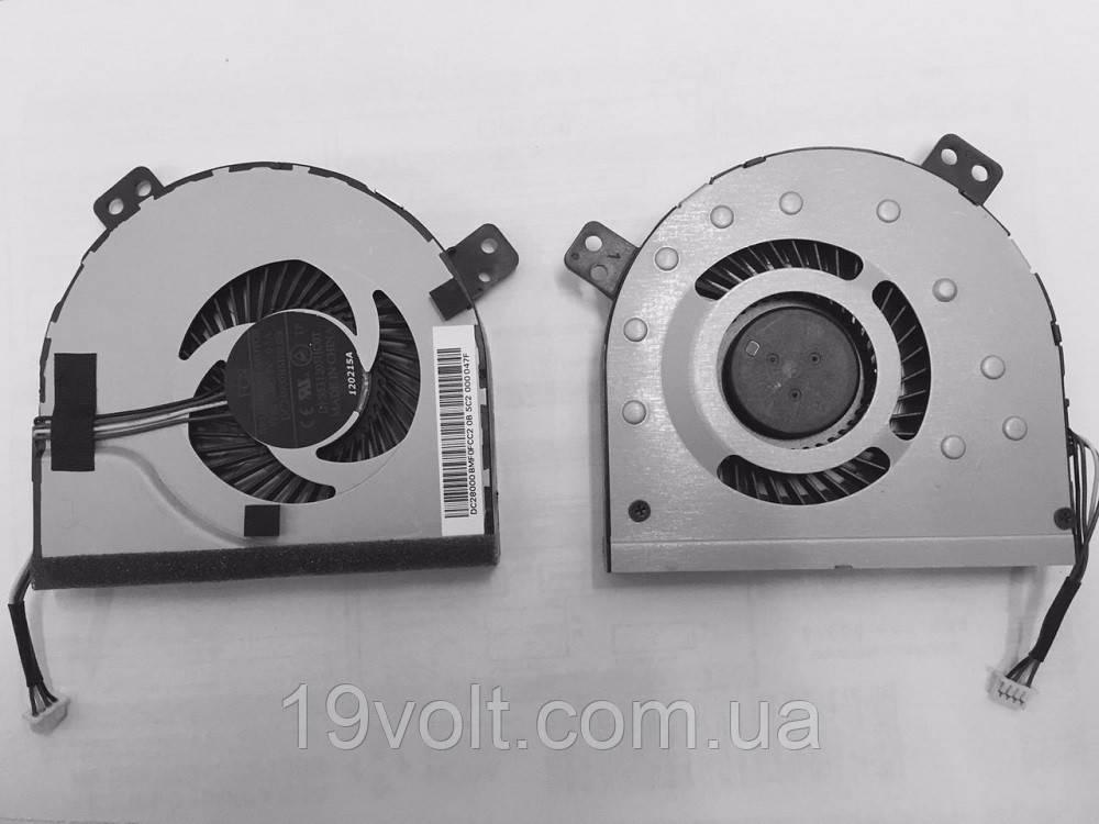 Вентилятор для ноутбука Lenovo Z410, Z500A, Z510, Z710 Fan