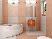 Укладка плитки в ванной, г.Киев