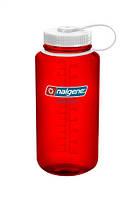 Бутылка для отдыха и спорта Nalgene на 1000мл красная