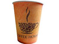 "Стакан бумажный 110 мл ""№114 Coffee House""  Маэстро (уп.50 шт.)"