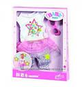Одежда для кукол Беби Борн комплект одежды гламурный стиль Baby Born Glam Hit Zapf Creation  822241, фото 3