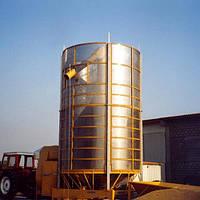Мобильная зерносушилка MECMAR S 40/323F