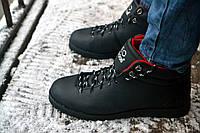 Кроссовки мужские зимние (адидас) Adidas neo (реплика)