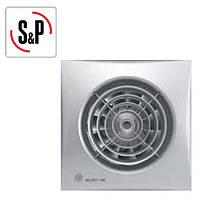 Вентилятор SILENT-100 CRIZ SILVER 230V 50