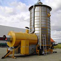 Мобильная зерносушилка MECMAR S 45/362F