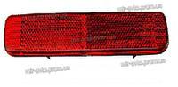 Катафот ВАЗ-2111 заднего бампера левый