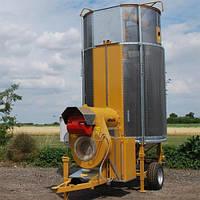 Мобильная зерносушилка MECMAR СРТ 7/68F