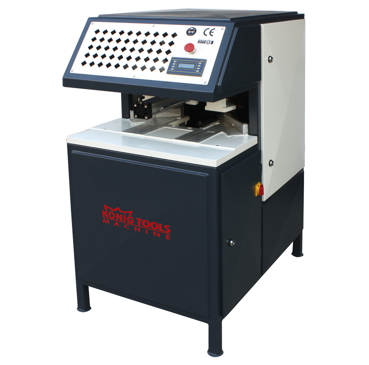 Автоматичний углозачистной верстат Konig Machine Tools