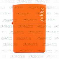 Бензиновая зажигалка Zippo 231 zl Orange Matte