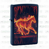 Бензиновая зажигалка Zippo 28304 Flaming Horse