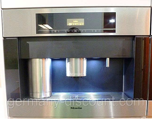 Вбудована кавоварка Miele CVA 5060