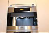 Встраиваемая кофеварка Miele CVA 5060, фото 3