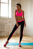 Designed For Fitness. Спортивный костюм Low rise Pink top
