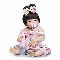 Реборн кукла  силиконовая