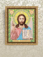 Авторская канва для вышивки бисером «Господь Вседержитель»